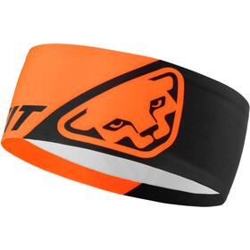 Dynafit Speed Reflective Opaska na głowę, czarny/pomarańczowy